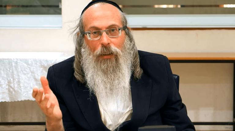 הרב גודלבסקי – ביס ועוד ביס