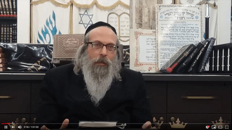הרב אליהו גודלבסקי – איך עולים משמד לרצון