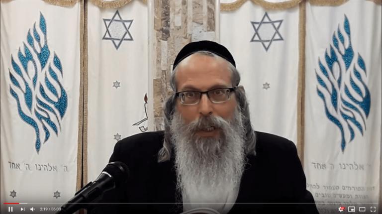 הרב אליהו גודלבסקי – לייקר כל מצווה , לא ברור מאליו