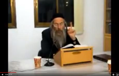 הרב גודלבסקי – אמונה בשם