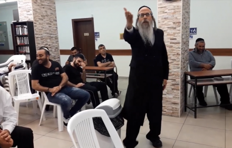 הרב אליהו גודלבסקי – קבלת התורה