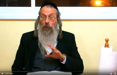 הרב גודלבסקי – סיפורים מרתקים על רבי נתן